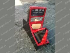 Консоль под магнитофон ВАЗ 2108, ВАЗ 2109 красная