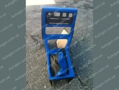 Консоль под магнитофон ВАЗ 2108, ВАЗ 2109 синяя