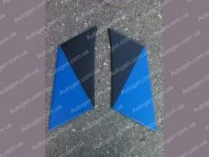 Обшивка задних стоек ВАЗ 2101, ВАЗ 2103, ВАЗ 2105, ВАЗ 2106, ВАЗ 2107 синяя