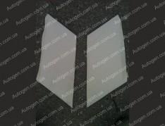 Обшивка задних стоек ВАЗ 2101, ВАЗ 2103, ВАЗ 2105, ВАЗ 2106, ВАЗ 2107 завод пластик бежевые