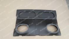 Полка акустическая ВАЗ 2104, ВАЗ 2102 с карманом черная