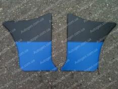 Уголки ног ВАЗ 2101, ВАЗ 2102, ВАЗ 2103, ВАЗ 2104, ВАЗ 2105, ВАЗ 2106, ВАЗ 2107 синие
