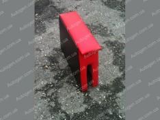 Подлокотник бар ВАЗ 2101, ВАЗ 2102, ВАЗ 2103, ВАЗ 2106 красный обычный