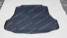 Коврик в багажник Honda Civic 8 SD (2006-2011) (Avto-Gumm Полиуретан)