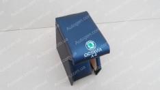 Подлокотник бар Skoda Octavia A5 (2004-2013) черный