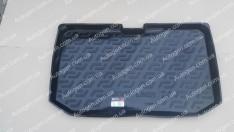 Коврик в багажник Nissan Note (2005-2013) (нижний) (Lada-Locker)