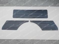 Обшивка багажника ВАЗ 2102 черная завод