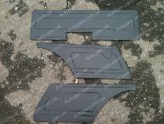 Обшивка багажника ВАЗ 2104 черная завод