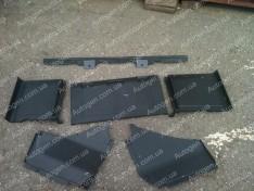 Обшивка багажника ВАЗ 2108, ВАЗ 2109, ВАЗ 2113, ВАЗ 2114 пластик
