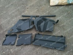 Обшивка багажника ВАЗ 21099 пластик