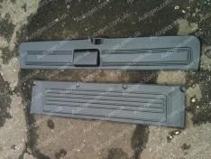 Обшивка крышки багажника ВАЗ Нива 2121 (2шт) пластик
