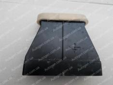 Воздуховод печки с заслонкой (промежуточный) ВАЗ 2104, ВАЗ 2105, ВАЗ 2107 Завод