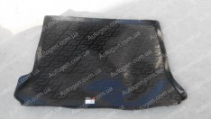 Коврик в багажник Ford Connect 1 (Tourneo) (короткая база) (2001-2013) (Lada-Locker)