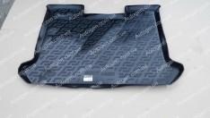 Коврик в багажник Fiat Doblo 1 Panorama (2000-2010) (Lada-Locker)
