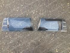 Накладки фар (защита) ВАЗ 2108, ВАЗ 2109, ВАЗ 21099 овал (ANV)