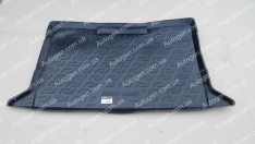 Коврик в багажник Renault Kangoo 2 (пассажир) (2008->) (Lada-Locker)