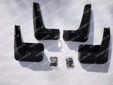 Брызговики Subaru Forester (2013-2015) (4шт.) (оригинал)