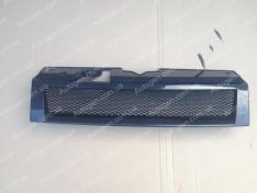 Решетка радиатора ВАЗ 2110, ВАЗ 2111, ВАЗ 2112 черная (AZ)