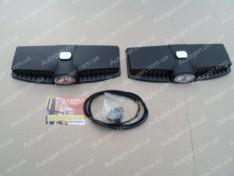Воздухозаборник ВАЗ 2101, ВАЗ 2102, ВАЗ 2103, ВАЗ 2104, ВАЗ 2105, ВАЗ 2106, ВАЗ 2107 (2 шт.) серый
