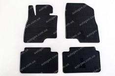 Коврики салона Mazda 6 (2012->) (4шт) (Stingray)