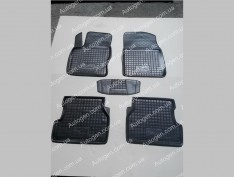 Коврики салона Ford Focus 2 (2004-2011) (5шт) (Avto-Gumm)