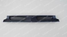 Решетка радиатора ВАЗ 2113, ВАЗ 2114, ВАЗ 2115 черная (AZ)