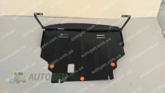 """Titanium Защита двигателя Ford B-Max (2012->) (ecoboost)  """"Titanium"""""""