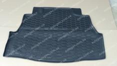 Коврик в багажник Nissan Almera B10 SD (Classic) (2006-2012) (Avto-Gumm Полиуретан)