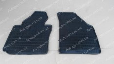 Коврики салона Volkswagen Caddy 3 (2004->) (передние 2шт) (Politera)