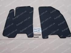 Коврики салона Chevrolet Lacetti (2004-2013) (передние 2шт) (Politera)