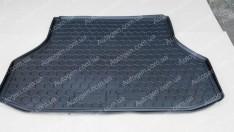 Коврик в багажник Chevrolet Lacetti SD (2004-2013) (Avto-Gumm полимер-пластик)