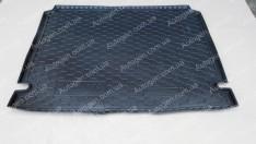 Коврик в багажник Citroen Berlingo 2 (2008-2018) пассажир (Avto-Gumm полимер-пластик)
