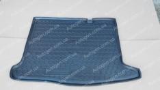 Коврик в багажник Dacia Sandero (Sandero Stepway) (2013->) (Avto-Gumm полимер-пластик)