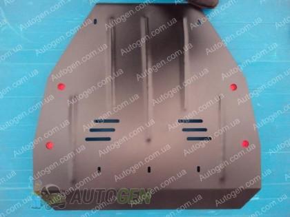 Защита двигателя Acura MDX 2 (2006-2013)  Titan