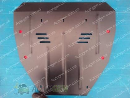 """Titanium DV Защита двигателя Acura MDX (2006-2013) """"Titanium"""""""