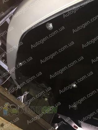 """Titanium DV Защита двигателя Nissan Leaf  (2010-2018) """"Titanium"""""""