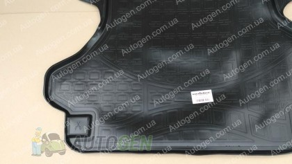 Nor-Plast Коврик в багажник Honda CR-V (1997-2001) (резино-пластик) (Nor-Plast)