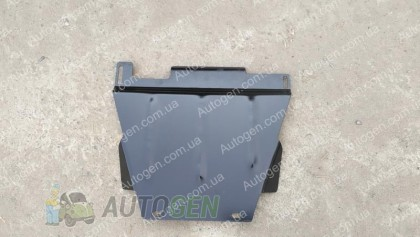 "Titanium A Защита КПП Audi A4 B6 (2001-2004)    ""Titanium"""