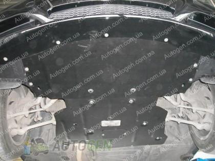 Защита двигателя BMW E90 (2006-2011) Titan