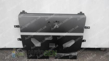 """Защита двигателя Citroen C4 (1) (2004-2010)   """"Titanium"""""""