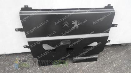 """Titanium DV Защита двигателя Citroen C4 (2004-2010) """"Titanium"""""""