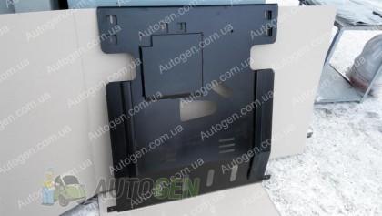 """Titanium DV Защита двигателя Citroen Jumper 2 (2006->) """"Titanium"""""""