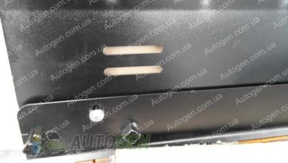 """Titanium Защита двигателя Fiat Fiorino 3 (2008->)     """"Titanium"""""""