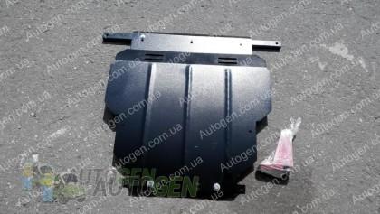 """Titanium DV Защита двигателя Volkswagen New Beetle (1998-2010)  """"Titanium"""""""