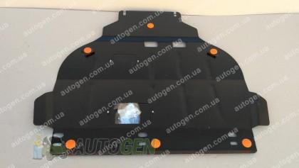 """Titanium Защита двигателя Ford Focus 2  (2004-2011) (дизель)    """"Titanium"""""""