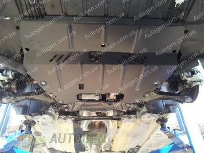 """Titanium Защита двигателя Ford Mondeo 4 (2007-2014) """"Titanium"""""""