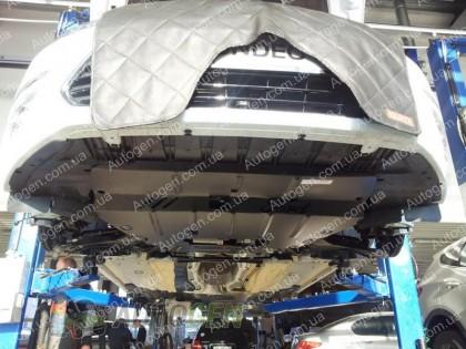 Защита двигателя Ford Mondeo (2007-2014) Titan
