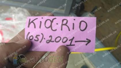 Heko Ветровики Kia Rio HB (5дв) (2000-2005) (вставные) Брак (Heko)