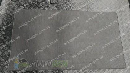 Rezaw-Plast Коврик в багажник Volkswagen Touareg (2002-2010) (Увеличенный со сложенным вторым рядом) (Rezaw-Plast антискользящий)