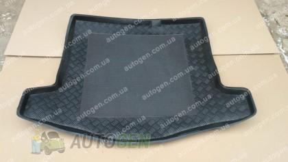 Коврик в багажник Ford Focus 2 SD (2005-2011) (Rezaw-Plast антискользящий)